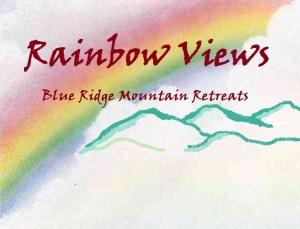Rainbow Views Logo